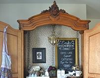 Espresso Bar Armoire