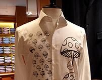 Ascot Chang x Ben Tallon shirt design