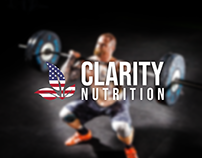 Clarity Nutrition - Brand Identity