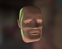 3D Head Modelling