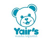 Diseño de Logotipo para Yairs Moda Infantil