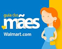 Campanha Dia das Mães 2017 Walmart.com
