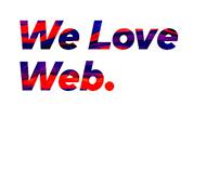 We Love Web