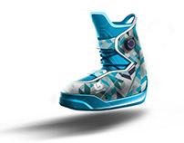 Snowboarding Gear VBL