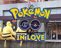 Carrefour - Pokémon Go in love