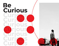 Curious Brand: Logo & Branding