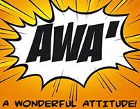 A Wonderful Attitude - Exhibit Design Lesson