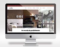 El velón lucentino - Diseño web