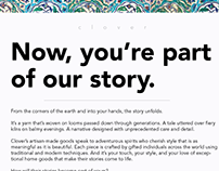 Copywriting: Clover