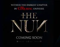 The Nun 2018- Alternative Movie Poster