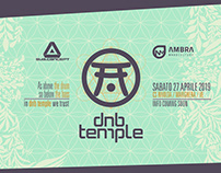 dnb temple - event