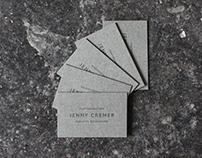 JENNY CREMER - Branding