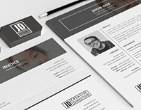 Free Dark Branding Pack