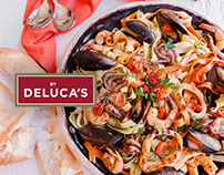 Deluca – Food Packaging Design