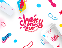 Cherry on Tour Identity