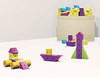 Color Blocks   Toy Design