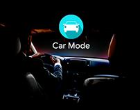 CarMode | Visual Experience Design - 2014
