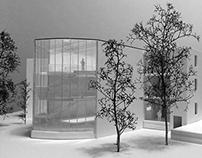 Maquette • Museum in Modica