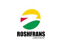 ROSHFRANS / Rediseño de logotipo