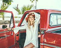 Hippy Chic - California