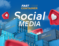 Social Media | Fast Container