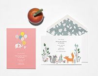 Stationery collection for Paperless Post