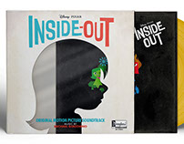 Inside Out (Vinyl Custom Cover)