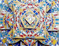 Fauxnamel Mandala No. 1