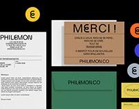 PHILEMON - Branding + UX Design