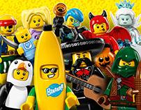 LEGO Minifigures Series 16