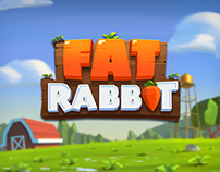 Fat Rabbit- Artwork