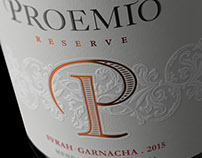 Packaging Proemio Reserve
