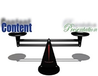 What is More Important? : Presentation or Content