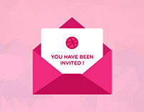 Dribbble First Shot !