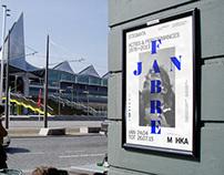 Jan Fabre: Stigmata / Exhibition Identity