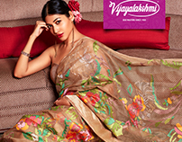 Vijayalakshmi Silks - 360 Degree Brand Refresh