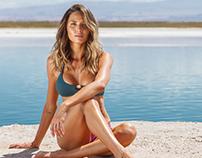 LYBETHRAS - Campanha moda praia