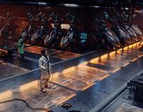 TAU station cloning facility