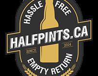 HalfPints Logo