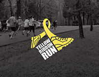 Yellow Ribbon Run - 5K logo