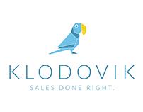 KLODOVIK - Vizualni identitet // Visual Identitiy