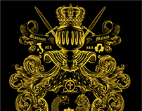 Family Crest for Malone-Bianconi Family