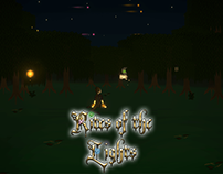 "Tara Lissa Langhorne ""Rites of the Lights"" 2D Unity RPG"