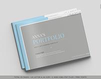26 Pages Multipurpose Corporate Portfolio