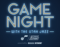 Game Night with the Utah Jazz