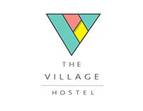 Fictitious Rebranding Project: The Village Hostel