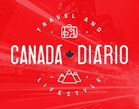 Brand Project - Canadá Diário