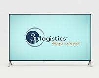 """""""3P LOGISTICS"""" animuotas pristatymas"""