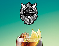 Pink Pigeon Spiced Rum