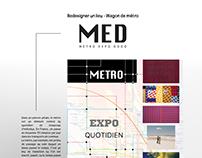 MED - Métro Expo Dodo